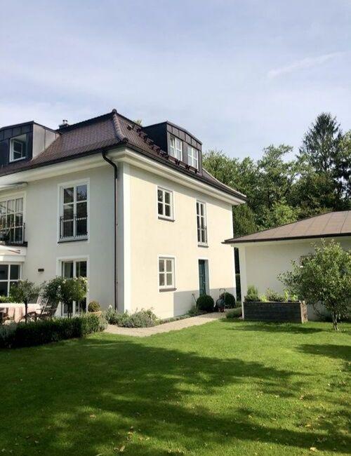 Fassadensanierung Referenz