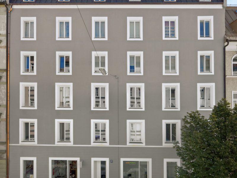 Referenz Fassadensanierung