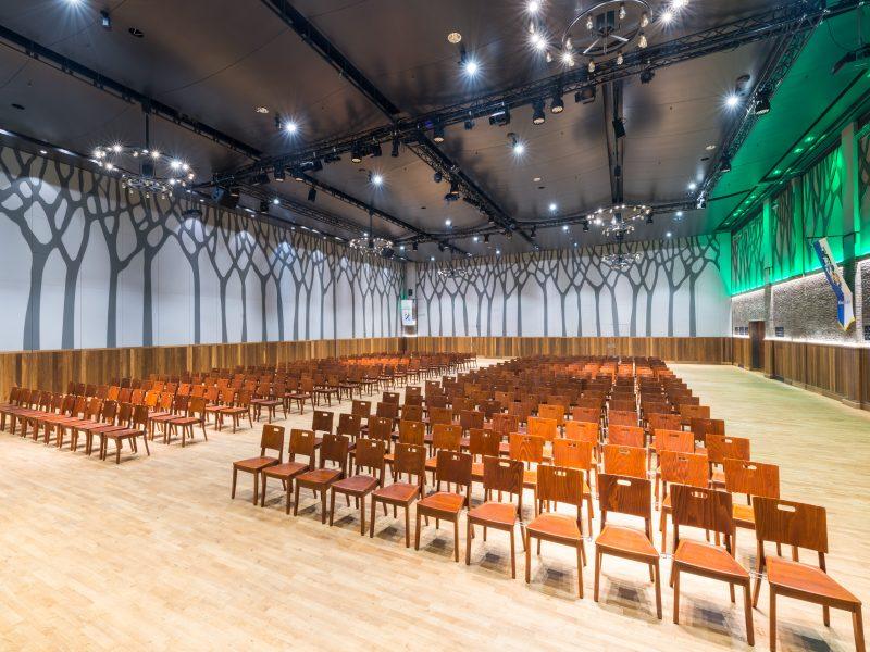 Paulaner Nockherberg Festsaal Renovierung